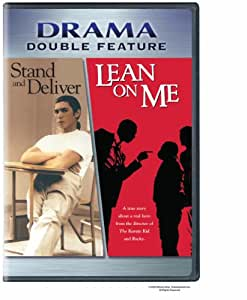 Stand & Deliver & Lean on Me [DVD] [2006] [Region 1] [US Import] [NTSC]