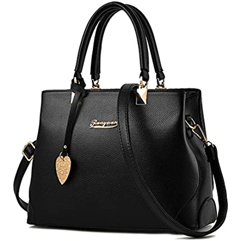 YS Classical Designer New Style Smooth Leather Tote Shoulder Bag Handbag For Ladies