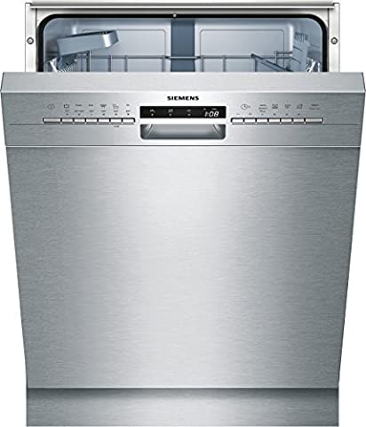 Siemens SN436S01CE iQ300 Unterbaugeschirrspüler 1.7 cm/A+++/234 kWh/Jahr/MGD/2660 L/jahr/Höhenverstellbarer