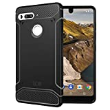 Essential Phone Case, TUDIA Carbon Fiber Design Lightweight