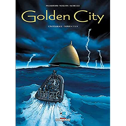 GOLDEN CITY INTEGRALE (T07 A T09)