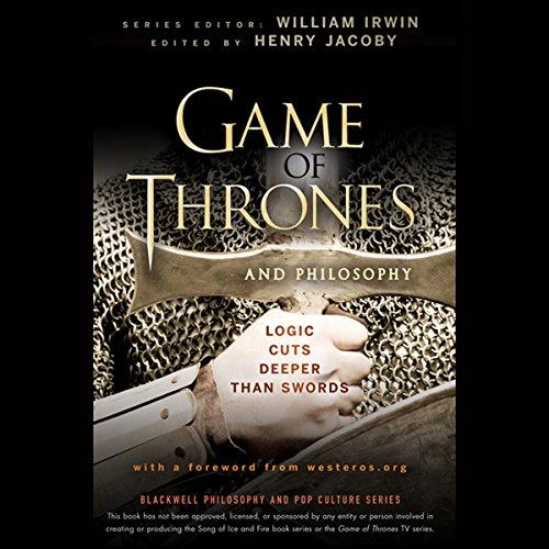 Game of Thrones and Philosophy  Audiolibri
