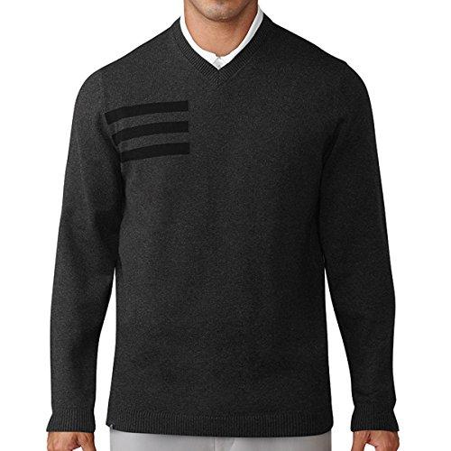 adidas Herren mädchen Pullover Blend Sweater-Crew, Schwarz (Negro CF7540), Large