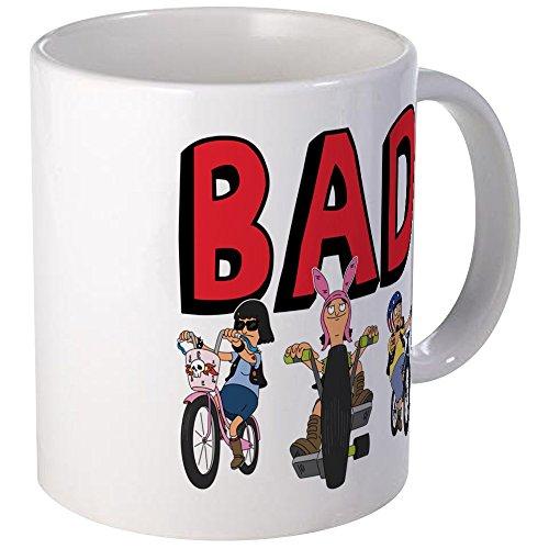CafePress Mug - Bob's Burgers Speak Easy Mug - S White by CafePress