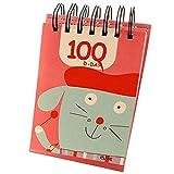 Demarkt 1PCS Blocs y Cuadernos de Notas Bloc de Notas Cuadernos de Redacción Diarios Lined Notebook Músico rosado del ratón