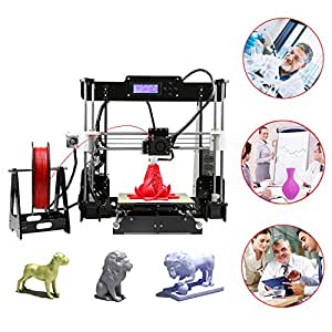 3d drucker leshp anet a8 3d printer 3d drucker computer zubeh r. Black Bedroom Furniture Sets. Home Design Ideas