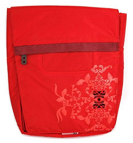 DURAGADGET City-Tasche (Modell Messenger-Bright) für Das Aldi MEDION LIFETAB P10356 (MD 99632), E10310, S9512, E10318 und S10345 Tablet