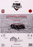 Zig Zag, Esca Insetticida Scarafaggi in plastica rigida pronta all'uso, con gel antiformiche da 10 gr, inodore, non cola, non sporca