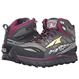 Altra Lone Peak 3.0 Mid Neo Shoe - Women's Gray/Purple 6.5