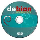Linux Debian 2018 Install-DVD 32 oder 64 Bit - Deutsch - Neueste Version - Bild