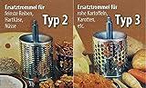Zusatztrommeln Typ 2+3 im Set EuroKitchen