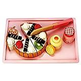 BINO 83413 - Schneide - Geburtstagskuchen aus Holz