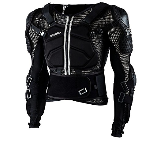O\'Neal Underdog Protektor Brustpanzer Jacke Moto Cross Mountain Bike MTB MX, 0571, Größe Large