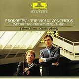 Prokofiev: Violin Concerto No.1 in d, Op.19; Violin Concerto No.2 in G Minor, Op.63
