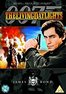 Bond Remastered - The Living Daylights (1-disc) [DVD] [1987]