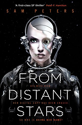 From Distant Stars (From Darkest Skies) (English Edition) por Sam Peters