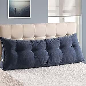 vercart kissen r ckenkissen lesen kopfkissen nackenrolle hals ergonomisches orthop disches f r. Black Bedroom Furniture Sets. Home Design Ideas