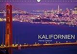 KALIFORNIEN (Wandkalender 2019 DIN A3 quer): Ein Jahr Kalifornien. 13 faszinierende Aufnahmen vom Golden State am Pazifik. (Monatskalender, 14 Seiten ) (CALVENDO Orte) - Werner Dieterich