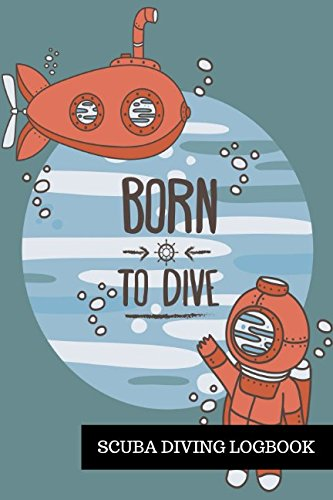 Scuba Diving Logbook: Dive Log por Journals For All