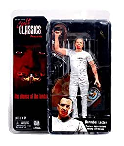 Action Figur Cult Classics: silence of the lambs - Hannibal Lecter [Edizione : Germania]