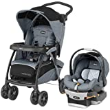 Chicco Cortina CX Travel System Stroller - Iron