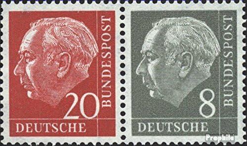 RFA (FR.Allemagne) w23y ii testés 1958 heuss heuss heuss (Timbres pour les collectionneurs) | Prix D'aubaine  70cdf8
