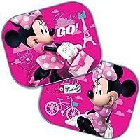 Disney Minnie Coppia di Tendine Parasole