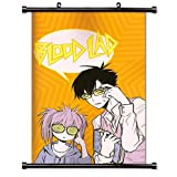 Blood Lad Anime Fabric Wall Scroll Poster (16 x 25) Inches