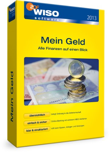 WISO Mein Geld 2013 Standard