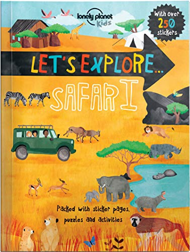 Let's Explore... Safari (Lonely Planet Kids) por Lonely Planet Kids