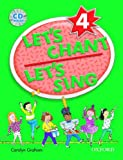 Let's Chant, Let's Sing Book 4 with Audio CD: Sb 4 with Audio CD