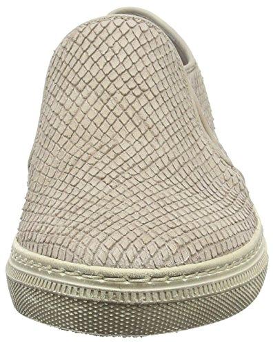 Gabor  Identify, Sneakers Basses femme Marron - Brown (Cream Cobra Nubuck)