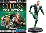 Marvel Comics Chess Collection #26 Quicksilver