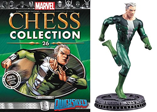 marvel-comics-chess-collection-26-quicksilver