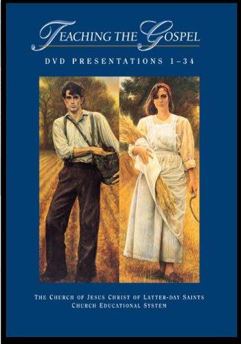 Teaching the Gospel Presentations. 2 DVDs