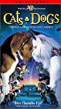 Cats & Dogs [VHS] [Import USA]