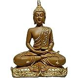 [Sponsored]Global Grabbers Polyresin Fengshui Lord Gautam Buddha Idol   Lord Gautam Buddha Statue   Lord Gautam Buddha Showpiece   Lord Gautam Buddha Figirine   Buddha Showpiece   Buddha Statues   Buddha Figurine   Home Decore Item   Office Decore   Table