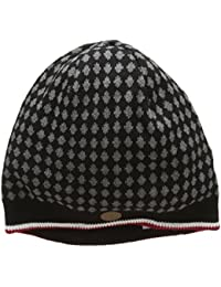 of London Mens Bonnet Collins avec Couronne Merc Brod flhnBp