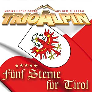 Fuenf Sterne Fuer Tirol [Import allemand]