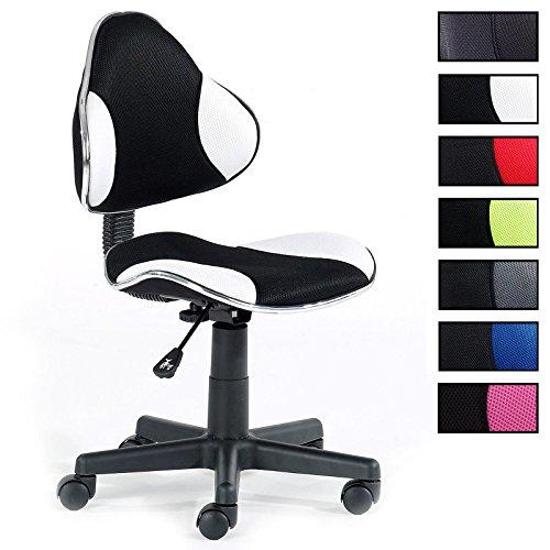 IDIMEX Kinder-Schreibtischstuhl ALONDRA