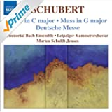 Schubert, F.: Masses Nos. 2 and 4 / Deutsche Messe