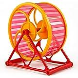 12.5 Cm Jumbo Running Cum Jogging Cum Exercise Wheel For Hamster / Dwarf / Gerbil / Mice / Mouse