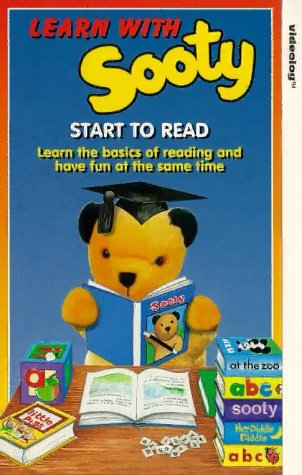 sooty-start-to-read-vhs