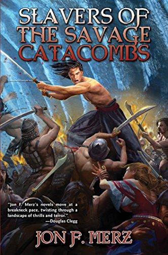 Slavers of the Savage Catacombs (Shadow Warrior Saga Book 2 ...