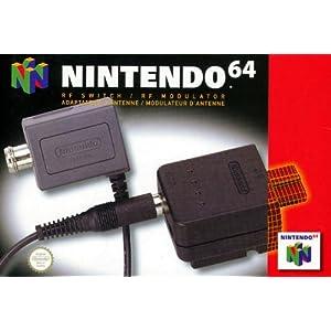 Nintendo 64 – Antennenweiche RF-Unit