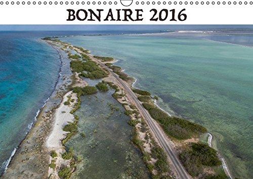 Bonaire 2016 (Wandkalender 2016 DIN A3 quer): Reiseimpressionen einer Trauminsel (Monatskalender, 14 Seiten) (CALVENDO Orte) Tauchen Bonaire