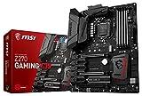 Msi - Lga1151/ intel z270/ ddr4/ 3-way crossfirex & 2-way sli/ sata3&usb3.1/ m.2/ a&gbe/ atx motherboard model z270 gaming m5