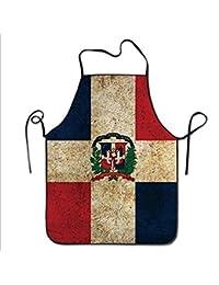 Doormat bags Bolsas de Felpudo Unisex para Hombre y Mujer, Bandera de la República Dominicana