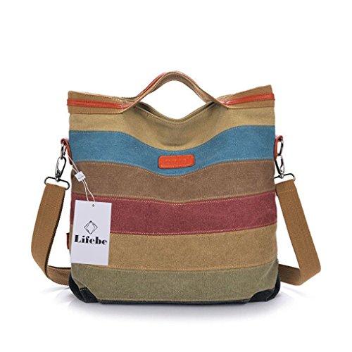 Lifebe BG Woman Ladies Multifunctional Backpacks, Handbags, Messenger Bags, Shoulder Bags, Traveling Bags, Sports Bags, Backpacks Girl