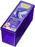 Dragon Shield Four-Compartment Storage Box - Purple